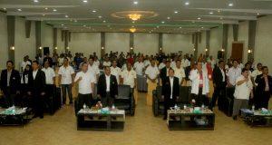 KONI Aceh Gelar Rapat Kerja, ini yang Dibahas