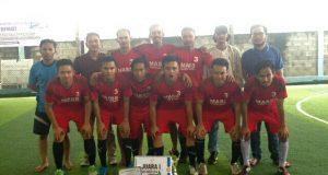 Pasukan MASS Gayo Lues Borong Tiga Piala di Turnamen Futsal Fopmat Banda Aceh