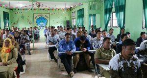 Plt Bupati Bener Meriah Temu Ramah Dengan Kepala Sekolah dan Guru