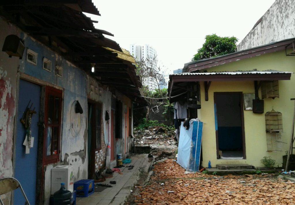 Asrama Lut Tawar Jakarta