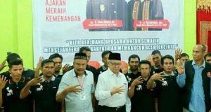 Zaini Abdullah Kukuhkan Tim AZAN Aceh Barat