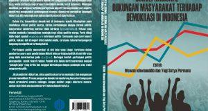 Buku Survei Nasional 'Dukungan Masyarakat Terhadap Demokrasi di Indonesia' LIPI Terbit