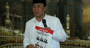 Pak Nas Sosialisasikan Cara Memilih Zaini Abdullah-Nasaruddin