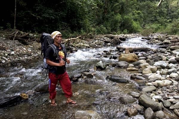 Mr. Rajali, 35 Tahun Menjaga Hutan Leuser!