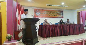 Panwaslih Aceh Tengah Sosialisasi Pengawasan Kampanye Damai