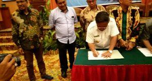 Plt Bupati Bener Meriah Ikut Workshop APBD Bagi Pembangunan AMPL