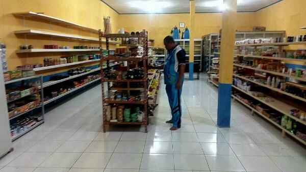 Mini Market Pesantren Nurul Islam