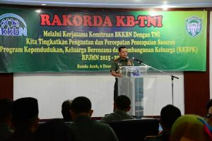 Rakor KB-TNI