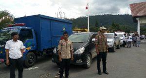 Aceh Tengah Kirim Alat Berat, Tenaga Medis dan Sembako ke Pidie Jaya