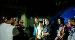 Usai Tinjau Banjir Singkil, Daud Pakeh Gabung Posko Kemenag Pidie Jaya