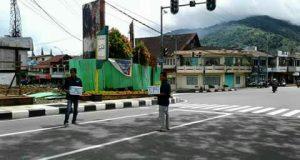 Organisasi di Padangpanjang Galang Dana Gempa Aceh