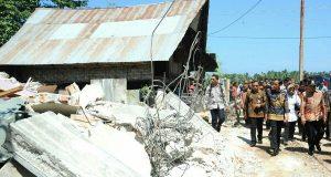 Masyarakat Aceh-Sumbar Bantu Korban Gempa Pidie Jaya