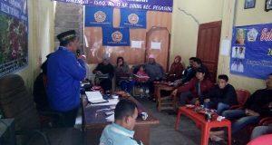 Jelang Kunjungan Mensos dan Ketum Pusat, Karang Taruna Aceh Tengah Gelar Rakor