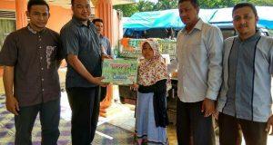 Dayah Insan Qurani Salurkan Bantuan ke Korban Gempa Pijay