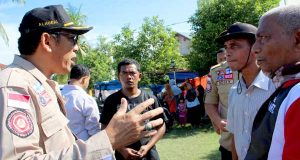ALhudri Dari Jakarta Langsung Pimpin Tim Recue Bantu Korban Gempa Pidie Jaya