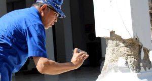 Di Pijay Magister Teknik Bilang Pengurangan Bahan Bikin Bangunan Mudah Ambruk