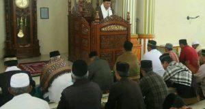 Khatib Bener Pepanyi, Nasaruddin Ulas Pentingnya Silaturrahmi