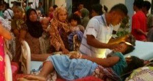 Hasil Kurasi Antologi Logi Puisi Aceh 5:03 6,4 SR, 127 Puisi Lolos Seleksi