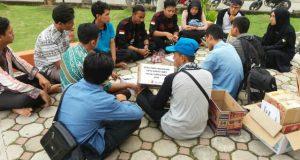 Mahasiswa Gayo Banda Aceh Sumbang Dana Gempa Pidie