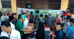 Fraksi PKB DPR-RI Salurkan Bantuan Gempa Pidie Jaya