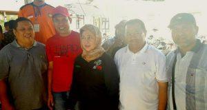 Di Pidie Jaya, Menkes RI Apresiasi Tim Medis Aceh Tengah