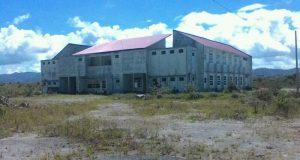 [foto] Bangunan Panti Asuhan Terbengkalai di Bener Meriah
