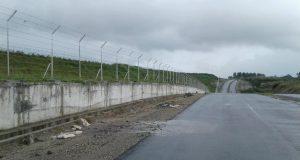Pagar Bandara Rembele Sudah Rampung