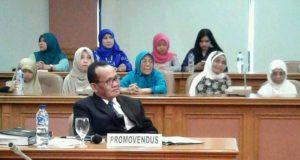 Putra Gayo Darmawan, SH,M. Hum Raih Gelar Doktor di USU