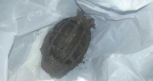 Granat Nenas Ditemukan di Hulu Sungai Peusangan Takengon
