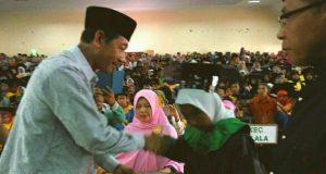 806 Santri Aceh Tengah Diwisuda