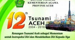 Rektor UIN Ar-Raniry; Keajaiban dan Hikmah Tsunami Aceh