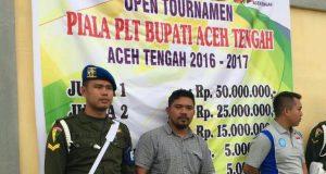 Ini Tim yang Lolos 8 Besar Open Turnamen Sepak Bola di Musara Alun Takengon