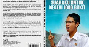 """Buku Zulkifli """"Suaraku untuk Negeri 1000 Bukit"""" Terbit"""