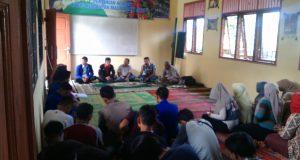 Gelar Basic Training, BEM Pertanian UGP Lirik Komuditi Jernang