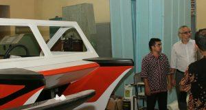Dukung Pariwisata Aceh Teknik Unsyiah Ciptakan Perahu Katamaran