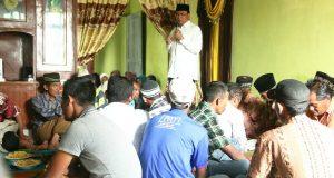 Pak Nas Silaturrahmi Bersama Warga Tunyang