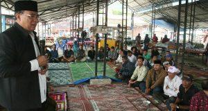 Bertemu Pedagang, Pak Nas : Pasar Paya Ilang Harus jadi Contoh di Aceh