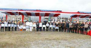 Tokoh Pejuang Pemekaran Kabupaten Bener Meriah Terima Penghargaan