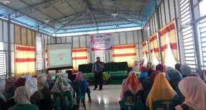 Seminar HIV/Aids STIKes Payung Negeri Sukses