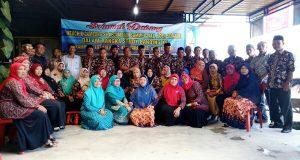 Kepala Desa se-Kecamatan Samadua Aceh Selatan Terkesan dengan Pengelolaan Sampah di Lot Kala