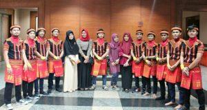 Meski Terkendala Kostum, Mahasiswa Gayo Lues di Bandung Gencar Perkenalkan Saman