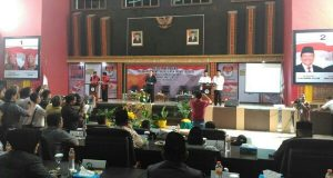 Calon Bupati/Wakil Bupati Agara Debat Kandidat di DPRK