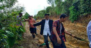 Tinjau MIS di Pedalaman Aceh Tengah, Kakanwil Kemenag Aceh Terjebak Lumpur 5 Jam