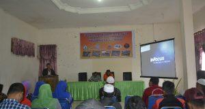 Redelong Institute dan Satgas SAR Bener Meriah Sosialisasikan Program Desa Tangguh Bencana