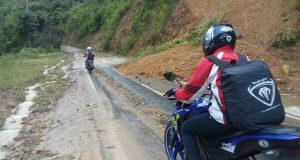 Musim Hujan, Hati-Hati Melintas di Jalan Takengon-Blangkejeren