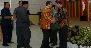BPK RI Hadir ke Aceh, Sekda : Penting Bagi Proses Pembangunan