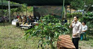 Unik! USAID Lestari Manfaatkan Area Perkebunan jadi Tempat Diskusi Pemkab dengan Petani Gayo Lues