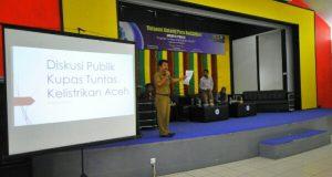 Ikatektro Unsyiah Gelar Diskusi Kupas Tuntas Kelistrikan di Aceh