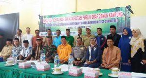 Yayasan Lebah Fasilitasi Raqan Kampung tentang Adat Konservasi di Linge