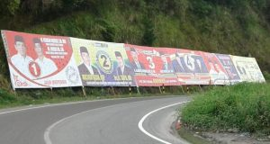 Ini Jadwal Rapat Umum Paslon Bupati-Wakil Bupati Aceh Tengah